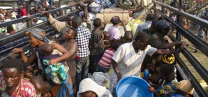Angola runs of out of space for DRC refugees