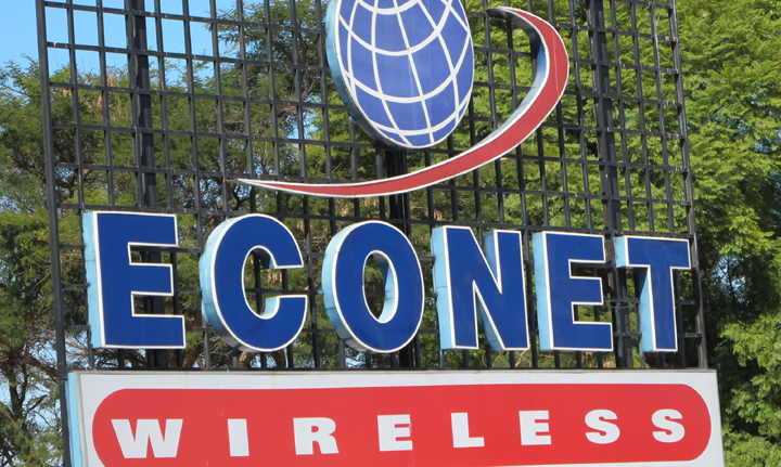 Zim government, Econet headed for collision