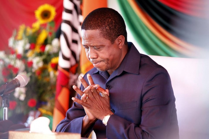 Zambia on fire after state of emergency declaration