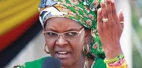 Wife urges Mugabe to announce successor