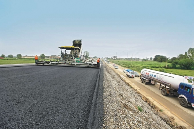 Upgrade of killer highway tackles bloodshed, boosts economies