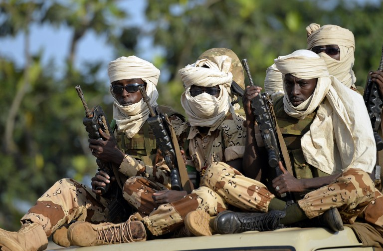Boko Haram attempt to take over town foiled