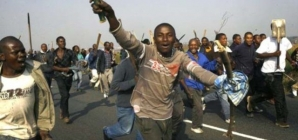 Several dead as Ghanaians, Nigerians clash