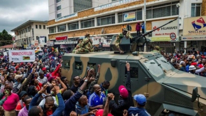 All makings of a blockbuster in Mugabe standoff with military