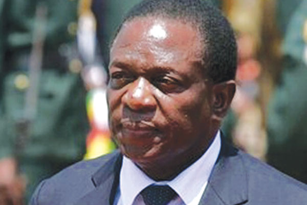 Mnangagwa urged to revive rule of law in Zimbabwe