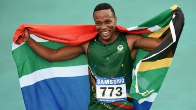 SA flies Africa flag highest at Commonwealth Games