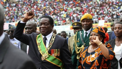 Zimbabwe marks Independence without Mugabe