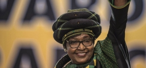 Global community bids Madikizela-Mandela farewell
