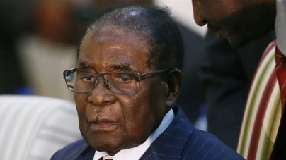 Broke government could again pay for Mugabe's abuses