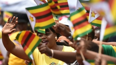 Zimbabwe promised billions if polls are credible