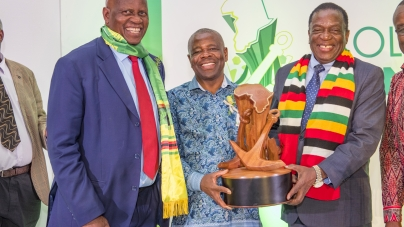 Old Mutual endorses Zimbabwe Open for Business mantra