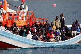 African migrants repatriated from Syria