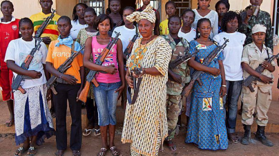 Women among scores arrested for banditry in Nigeria