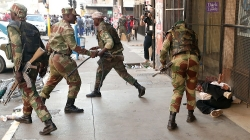 Zimbabwe scolded for more violence against protesters