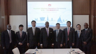 Huawei plays more role in Malawi ICT construction