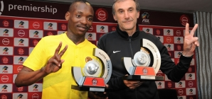 Billiat named Absa Premiership Player of the Month