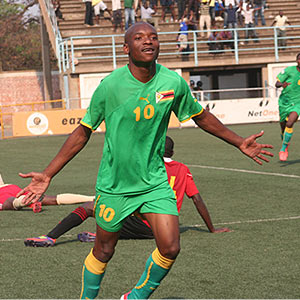 Zimbabwe nears 2019 AFCON qualification