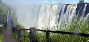 Zimbabwe re-awakening from its tourism slump