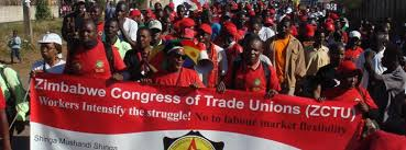 Union leaders arrested ahead of Zimbabwe protests