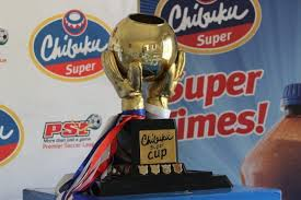Triangle FC lifts Chibuku trophy