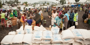 Food running out for refugees in Malawi