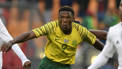 Nigeria denied victory as they draw with Bafana