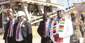 Buyanga backs Zimbabwe parastatal reforms