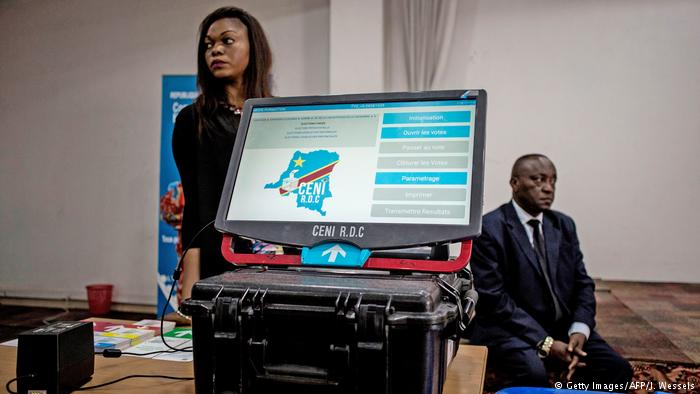 BREAKING:Technology key to credible polls in DRC