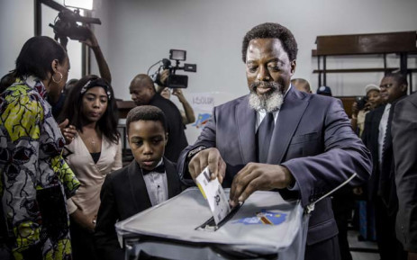 Results delay adds to DRC election woes