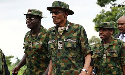 Soldiers warned against Nigeria coup attempt