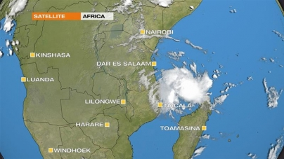 Cyclone Kenneth sparks renewed terror in Mozambique