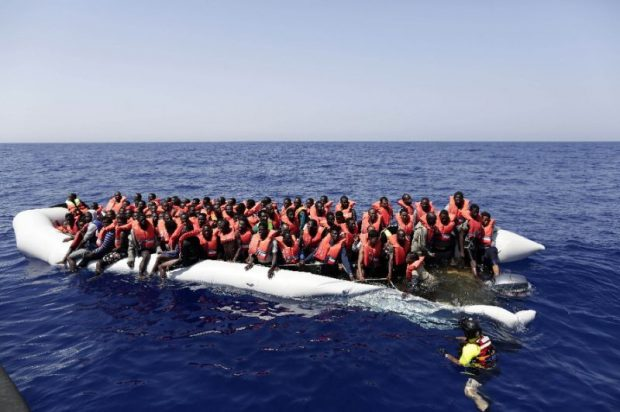 Over 1 600 youngsters drown on way to Europe