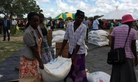Drought leaves millions more vulnerable in Zimbabwe
