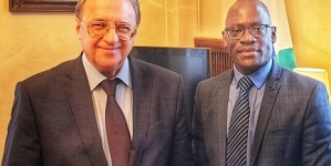 Tainted Ivorian aide behind new media in SA