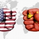 Downgrades, US-China impasse hammer SA's Rand