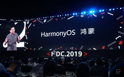 Huawei unveils Harmony, its new own operating system