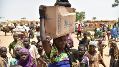 20 refugees dead in stampede for food aid