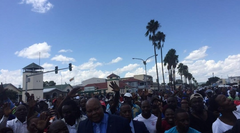 Conflict tarnishes treason acquittal of top MDC figure