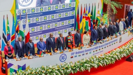 SADC nations come together against COVID-19