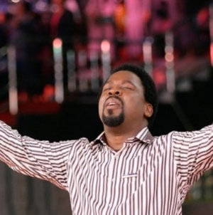 D-day for TB Joshua prophecy on COVID-19