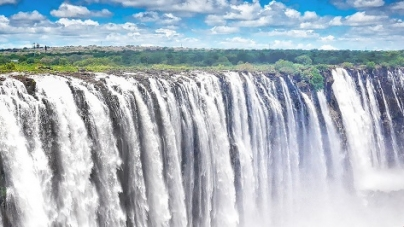 Locals cover gap left by global travelers to Zambezi