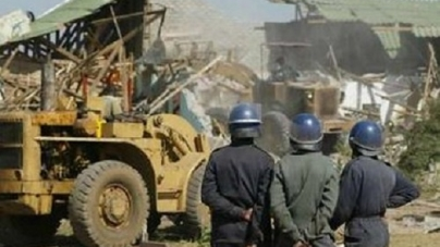 Government sued for demolishing spaza shops