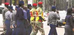 Police, soldiers sued for 'spreading' coronavirus