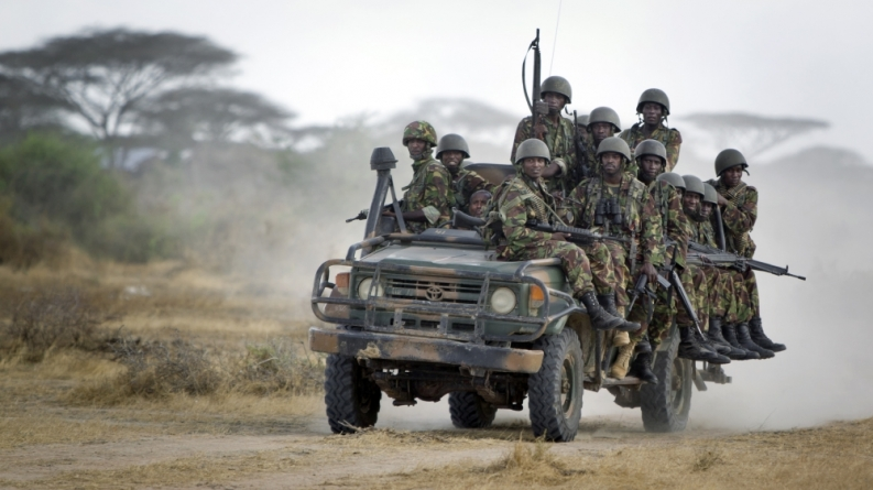 Army resumes bombing at al-Shabaab terror hideouts