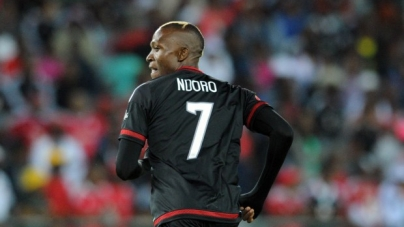 Zimbabwe forward Ndoro joins Saudi side