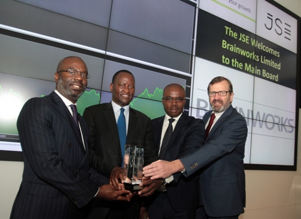 First Zimbabwe firm lists on South African bourse