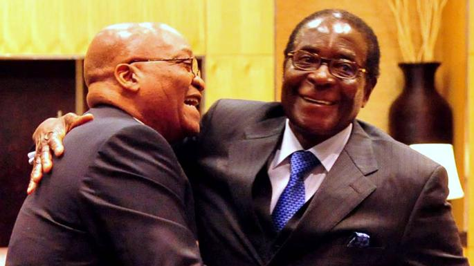 Neighbours South Africa, Zimbabwe boost bilateral ties