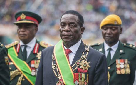 Zimbabwe opposition in disarray as Mnangagwa leads pack