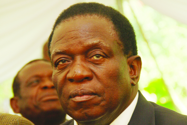BREAKING: President Mnangagwa put on sale in South Africa