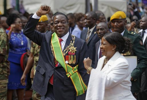 Mnangagwa officially endorsed ZANU PF leader